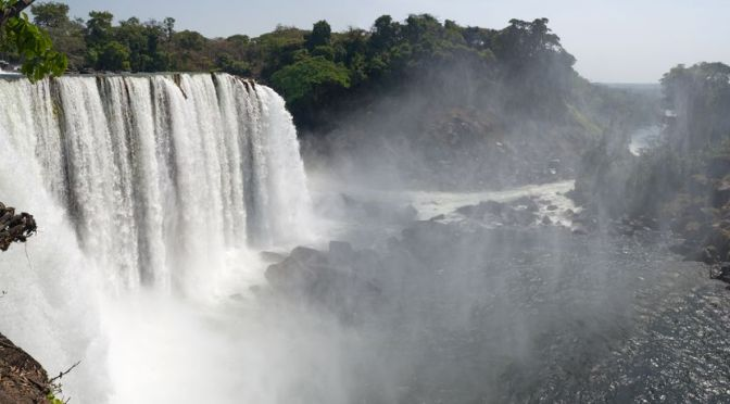 Great lakes and waterfalls of Zambia recce tour